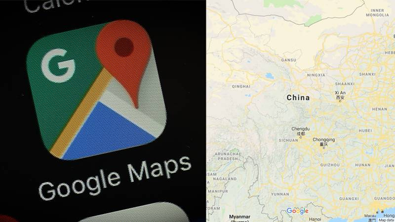 Google Maps: Why China Still Refuses To Allow The World's Biggest Maps App