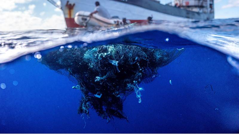 Boat Sets Record For Largest Haul Of Trash Pulled From Pacific Ocean
