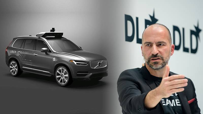 There Might Be Driverless Uber Cars Within A Year And A Half