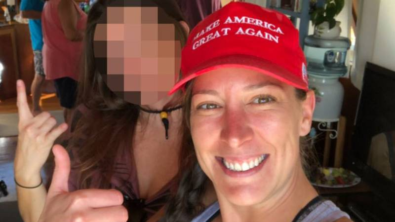 Donald Trump Supporter Shot And Killed At Capitol Has Been Named