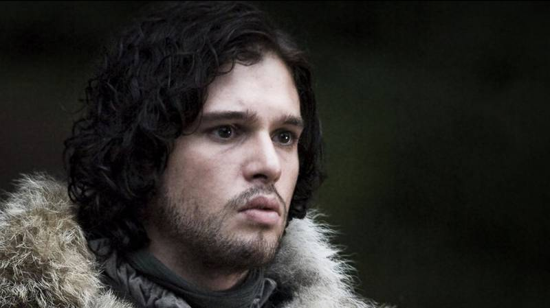 Kit Harington Auditioned For Jon Snow With A Black Eye After A Fight In McDonald's