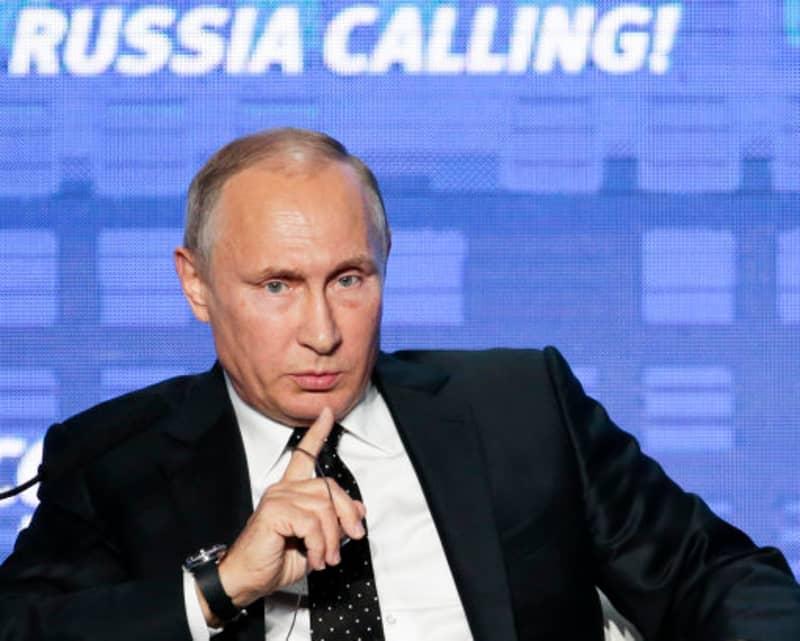 Vladimir Putin Warns The West About Civilian Casualties In Iraq