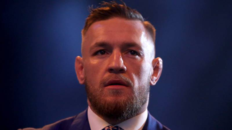 Conor McGregor Slams Tennis Players Complaining About Melbourne Hotel Quarantine