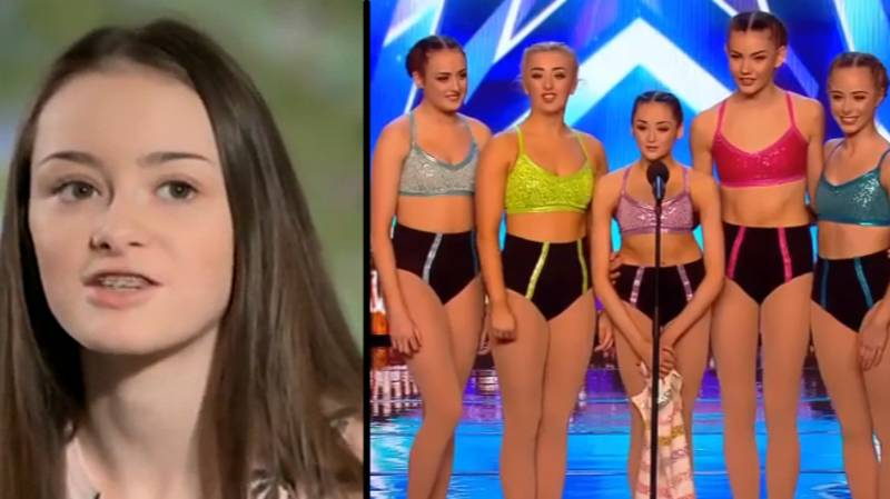 'Britain's Got Talent' Contestant Makes First Public Appearance Since Surgery