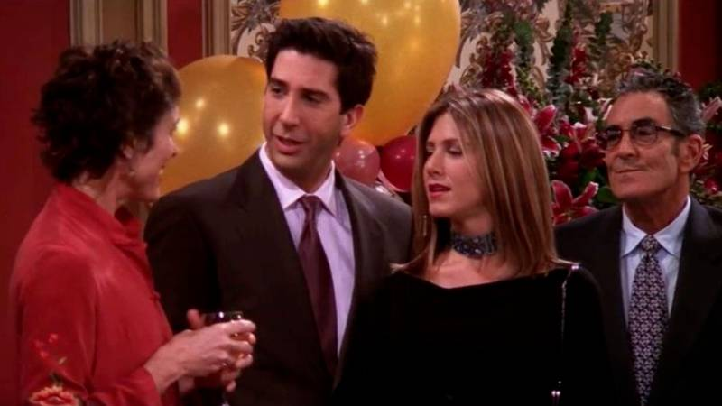 Friends Replaced Jack Geller With A Terrible Stand-In