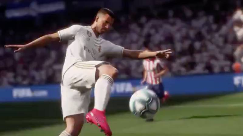 First Look At FIFA 21 Has Been Released