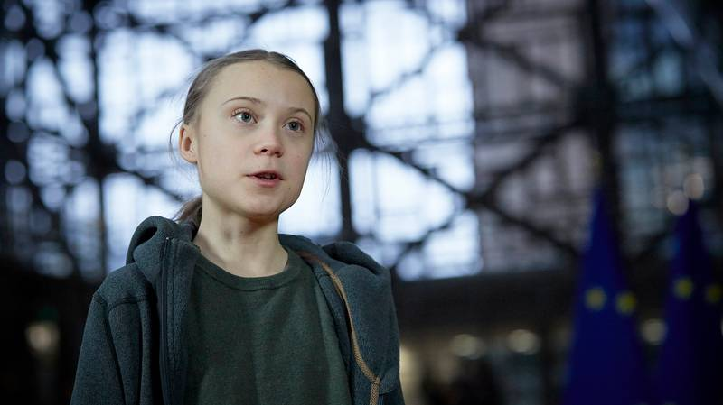 Greta Thunberg Calls For Action After NASA Declare 2020 Hottest Year On Record