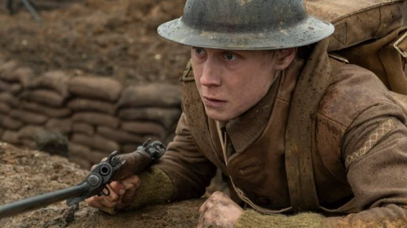 Sam Mendes Takes Home Best Director Award At The BAFTAs For 1917