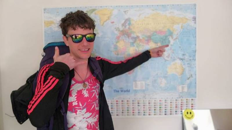 Climate-Conscious Man Travels 13,500 Miles From UK To China Without Flying Once