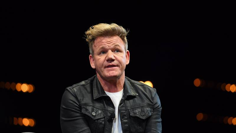 Gordon Ramsay Responds To 16-Day-Old Kid Who Looks Exactly Like Him