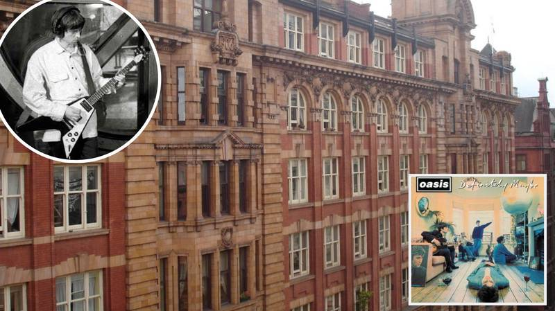 Definitely Maybe At 25: Inside The Manchester Flat Where Noel Gallagher Wrote The Epic Album