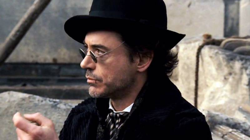 ​Robert Downey Jr Confirms 'Sherlock Holmes 3' Is On The Cards