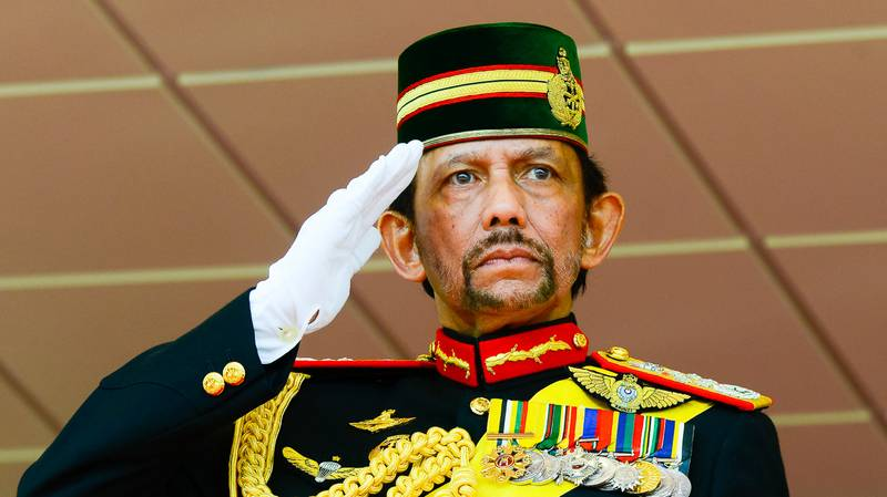 Gay People To Be Stoned To Death Under Horrific New Law In Brunei