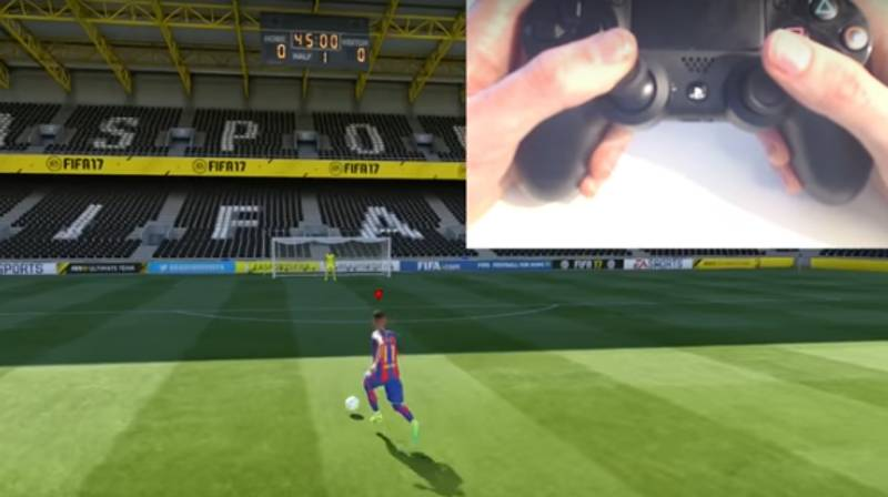 FIFA Gamer Reveals Brilliant Speed Boost Trick