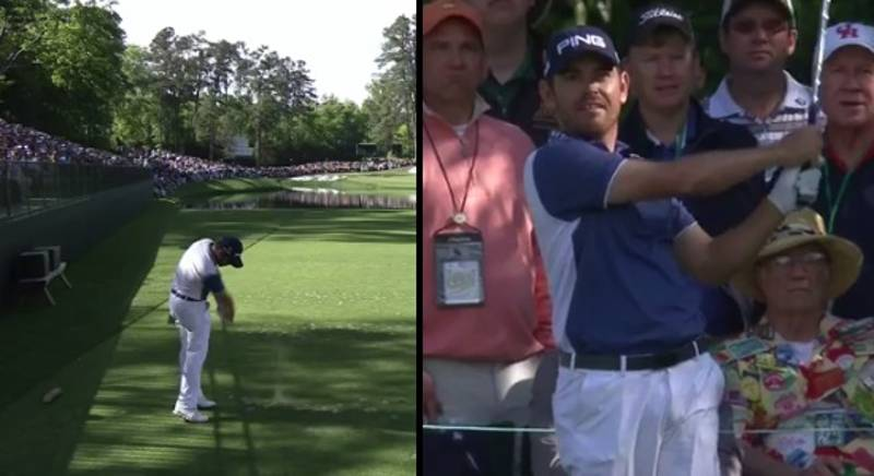The Masters Just Produced One Of The Best Hole-In-Ones You'll Ever See