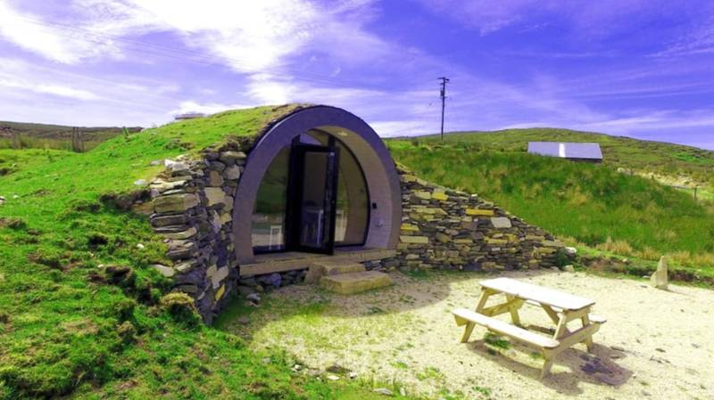 You Can Stay At This Hobbit Hole In Donegal