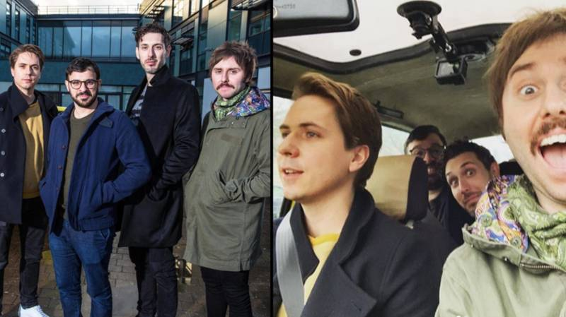 The Inbetweeners Reunion Will Air On New Year's Day