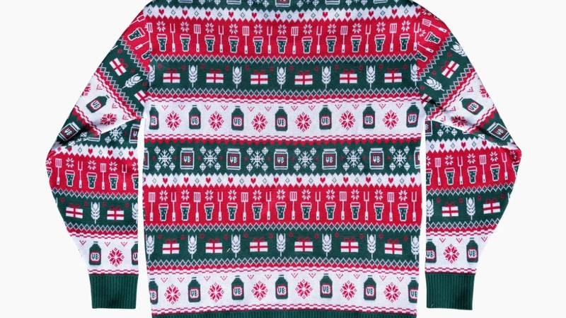 VB Has Unveiled An Epic Christmas Jumper If You Want To Do Xmas In July