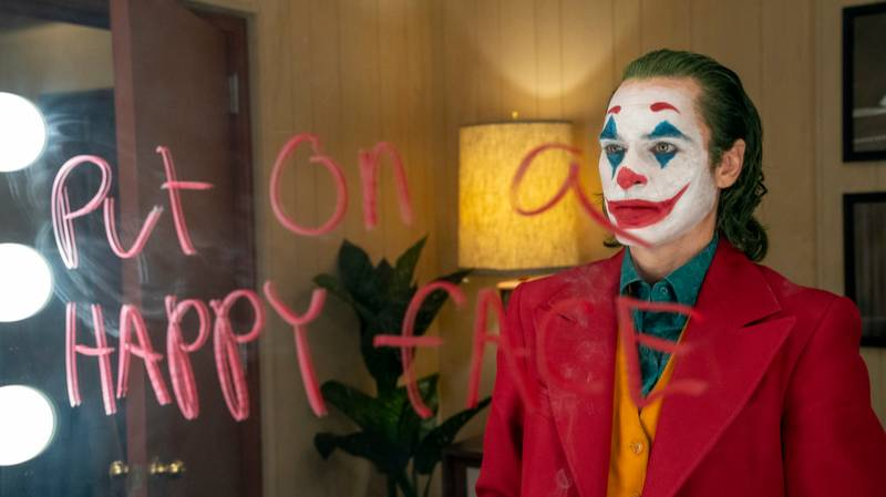 Joaquin Phoenix Wins Best Actor At This Year's Oscars For His Role In Joker
