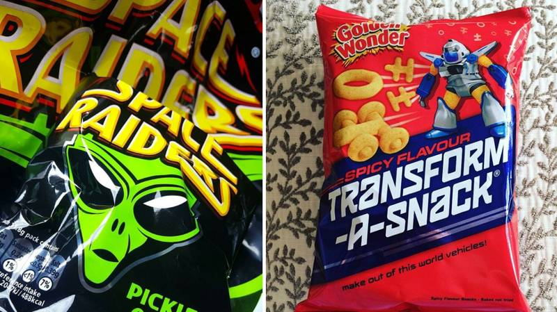 A 'Bottomless' Retro Crisp Festival Is Coming So Pass The Space Raiders
