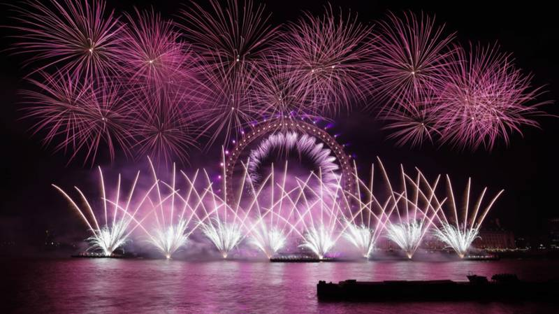 ​Welcome To 2021 As UK Brings In A New Year
