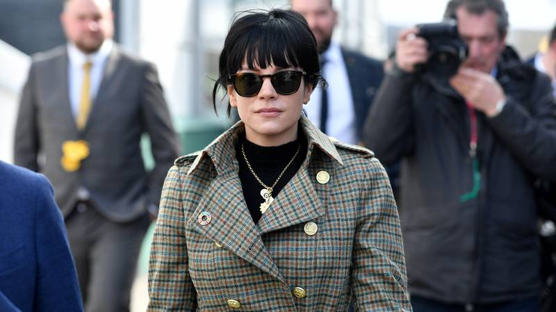 Lily Allen Says She 'Considered Taking Heroin' During Miley Cyrus Tour