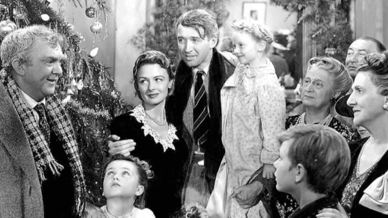 It's A Wonderful Life Is The Highest Rated Christmas Movie Ever