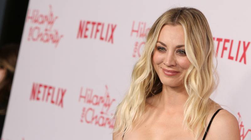Kaley Cuoco Reveals She Dumped Her Famous Boyfriend After First Dinner Date
