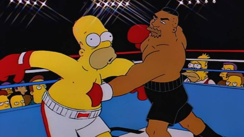 Did The Simpsons Predict Andy Ruiz Jr.'s Victory Over Anthony Joshua?