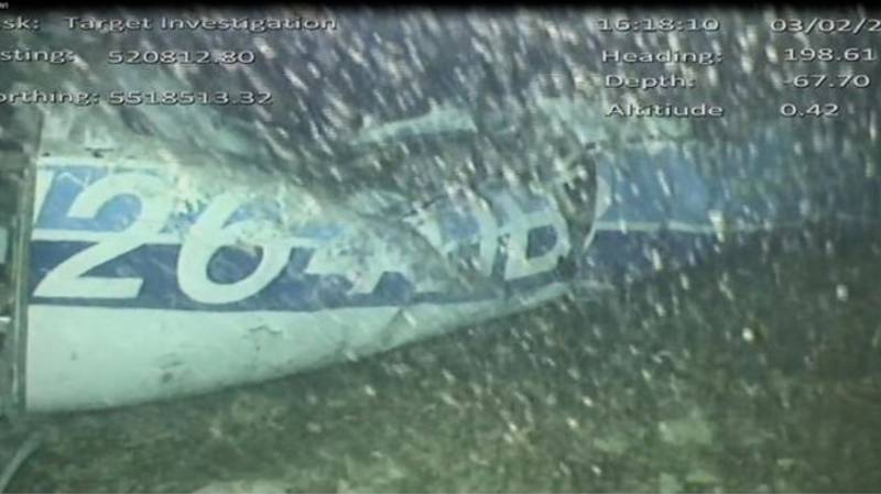 A Body Has Been Recovered From The Plane Carrying Emiliano Sala And Pilot David Ibbotson
