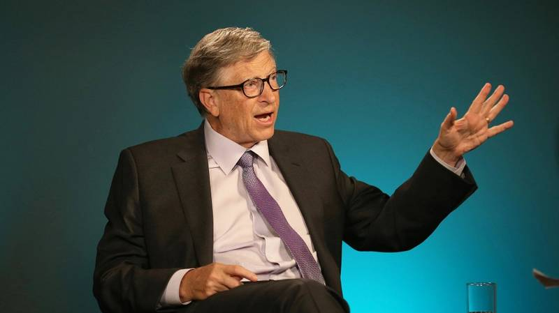 Bill Gates Says Covid Has Undone 25 Years Of Progress On Other Diseases