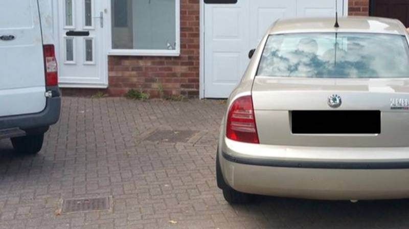 Drivers Are Still Parking On Other People's Driveways