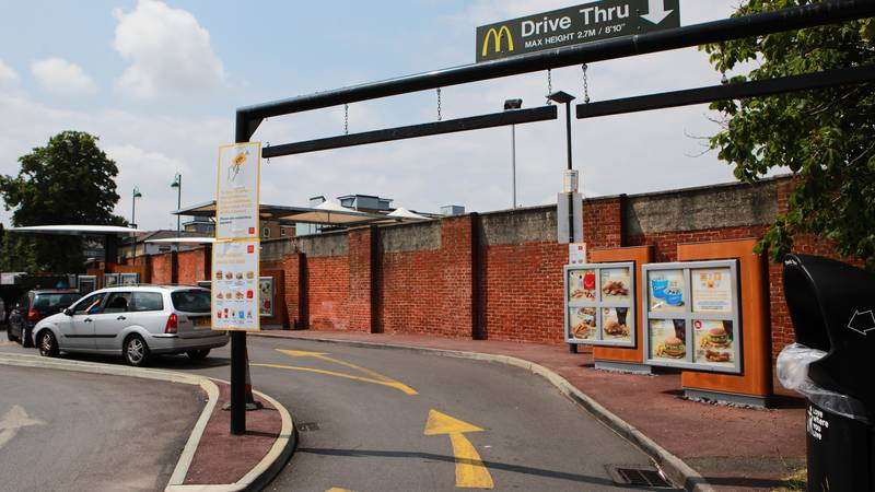 Four Friends Fined For Going To McDonald's Together And Breaking Covid Rules