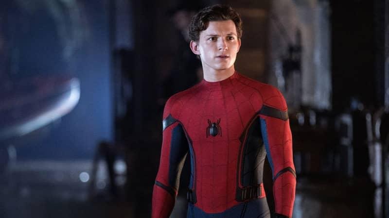 Tom Holland Voted Best Spider-Man