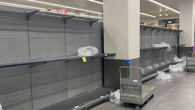 Aussie Supermarkets Are Being Wiped Clean Over Coronavirus Fears