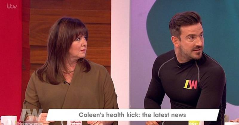 ​Loose Women Goes Off Air As Fathers 4 Justice Crash The Set