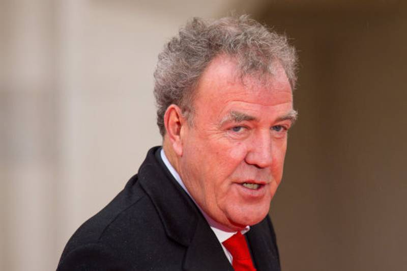 Jeremy Clarkson Goes In On The Daily Mail On Twitter