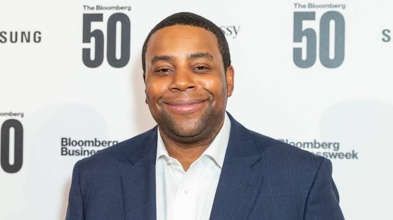 Fans Think Kenan Thompson Looks Exactly Like He Did On Kenan & Kel