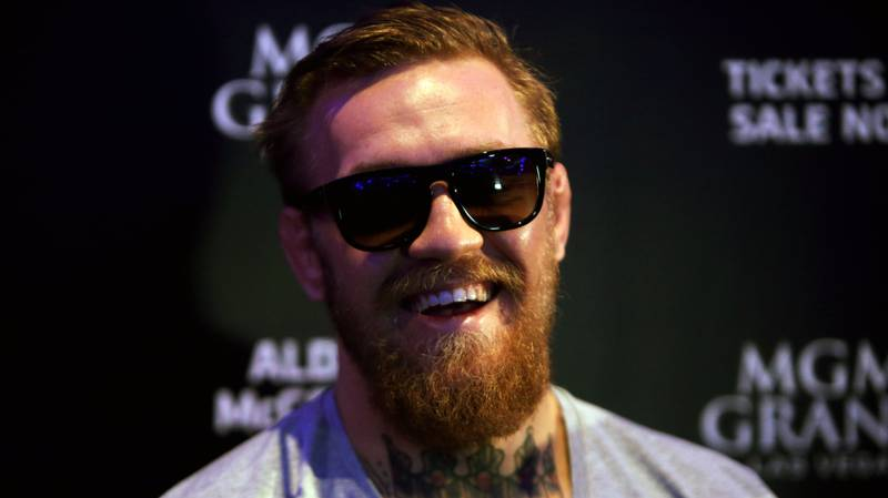 Conor McGregor Is Already Training His Son To Be A Boxer