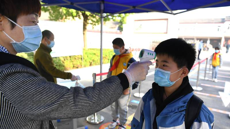China Closes Gyms And Swimming Pools Amid Fears Of Second Coronavirus Wave