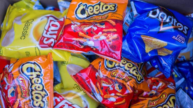 Cheetos Voted World's Best Crisp