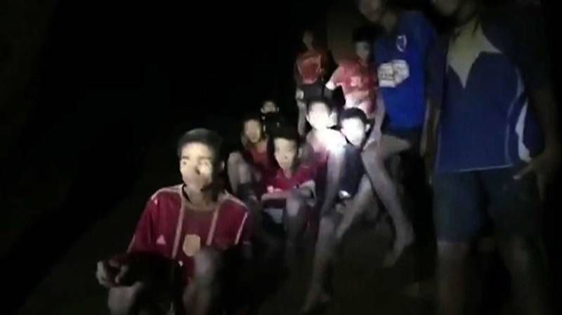 The Thailand Cave Rescue Is Due To Become A Movie