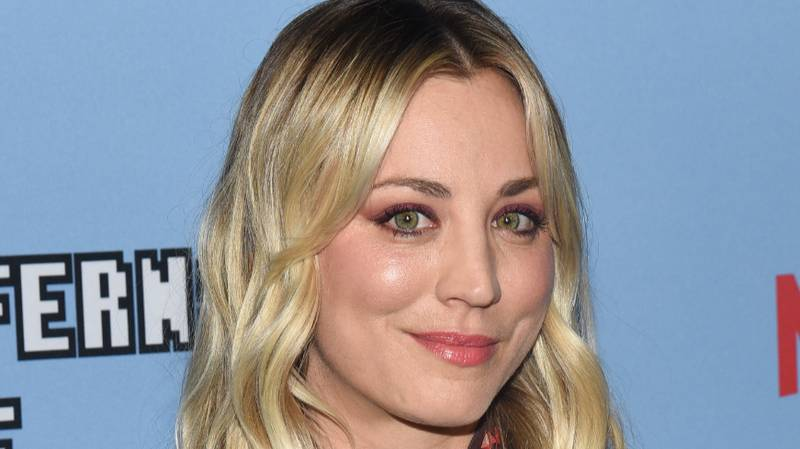 Kaley Cuoco Reveals Her Hair Caught On Fire While Filming In Rome