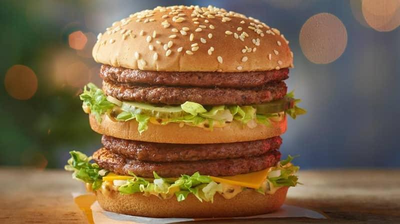 McDonald's Fans Reveal How To Improve Double Big Mac Burger