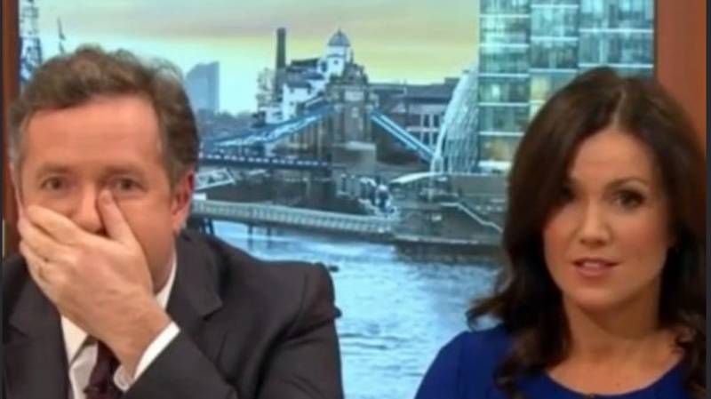 Piers Morgan Finds Out That He Has Zero English Heritage
