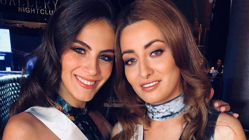 Miss Israel And Miss Iraq Share Message Of 'Peace And Love' Together With Instagram Post