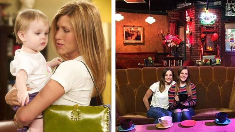 People Can't Believe Emma From Friends Will Be 18 Next Year