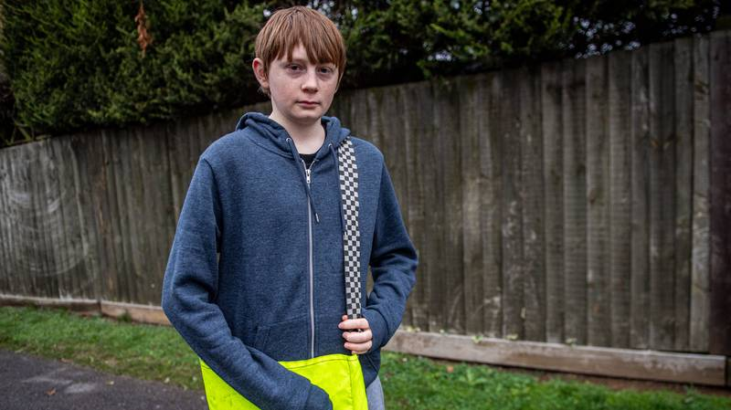Father Planning To Sue After 15-Year-Old Son Sacked From Paperboy Job