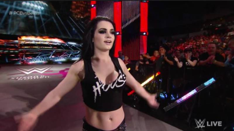 WWE's Paige Pulled From Live Shows Following Injury