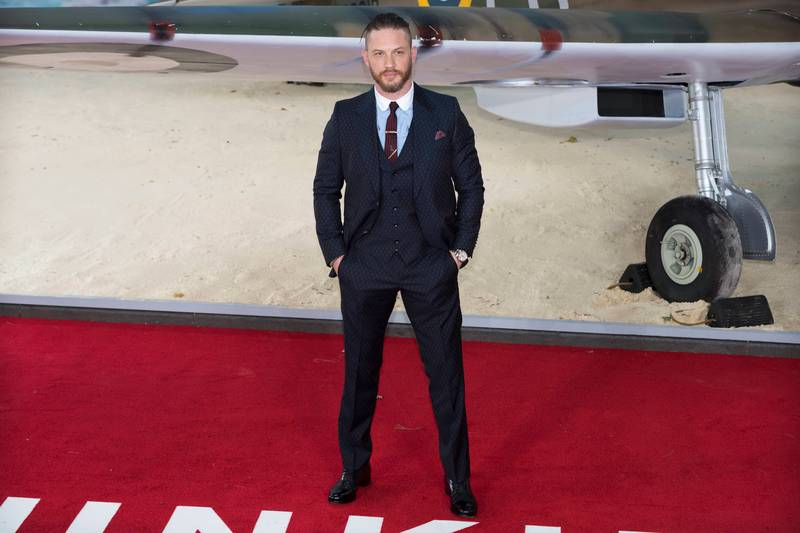 Tom Hardy Compares His New 'Venom' Movie To 'Ren and Stimpy'